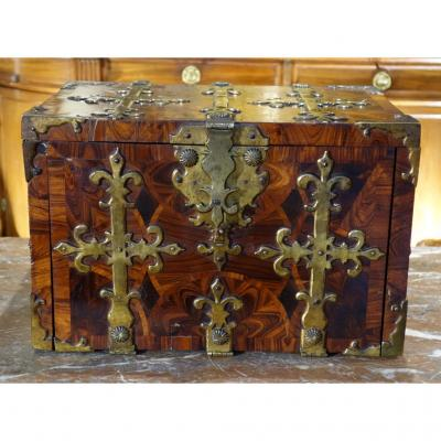 Coffret Dit De Messager Epoque Louis XIV