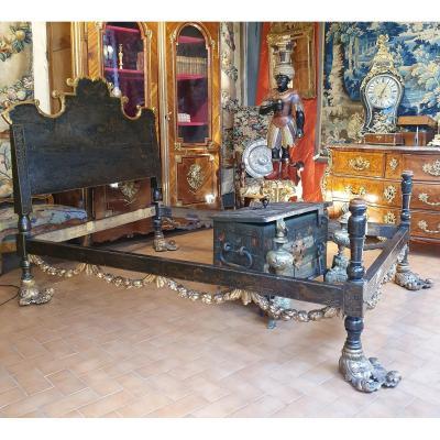 Lit Vénitien Epoque Louis XIV