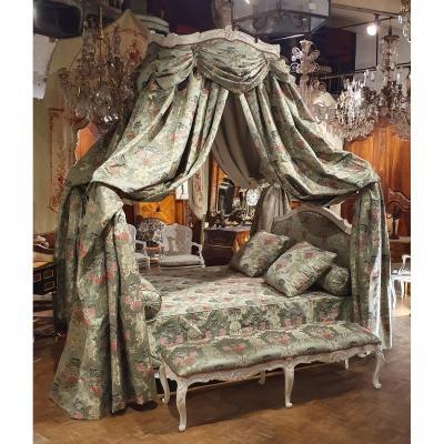 Lit à la Polonaise de Style Louis XV