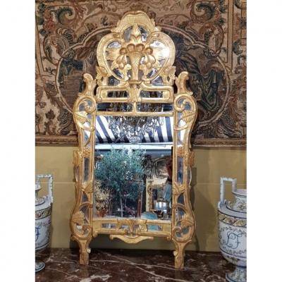 Miroir De Beaucaire Epoque Régence