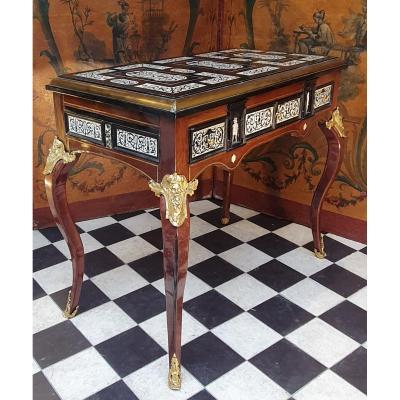 Petit Bureau De Style Louis XIV