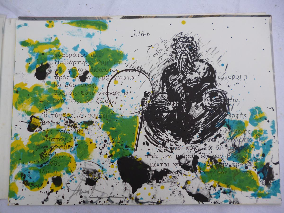 Lithographies De Hastaire  Fils De Hilaire  12 LITHOS -photo-2