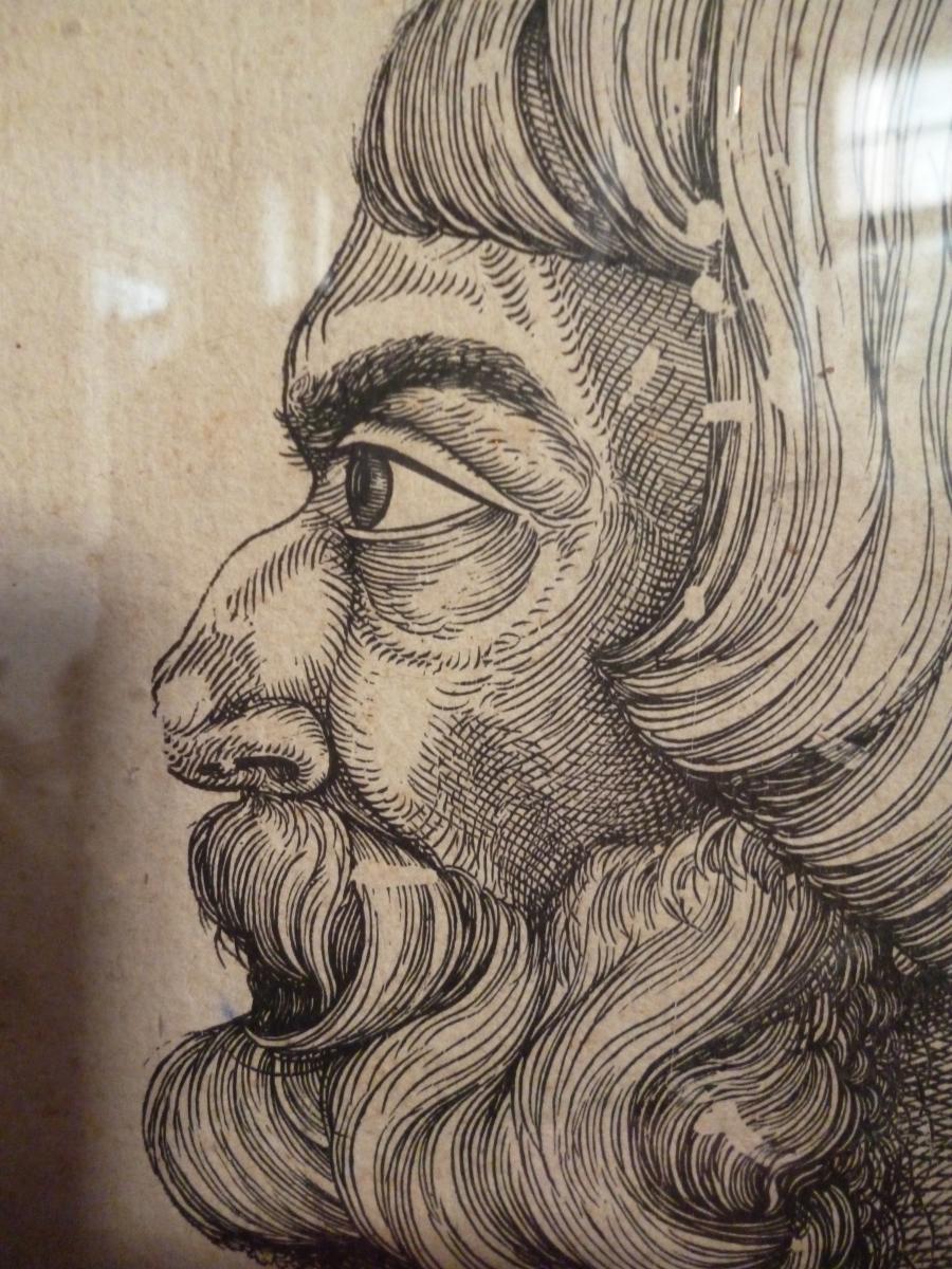 Gravure Originale Albercht Durer -photo-6