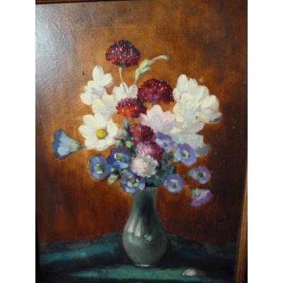 Bouquet De Fleurs  Clemence Biron