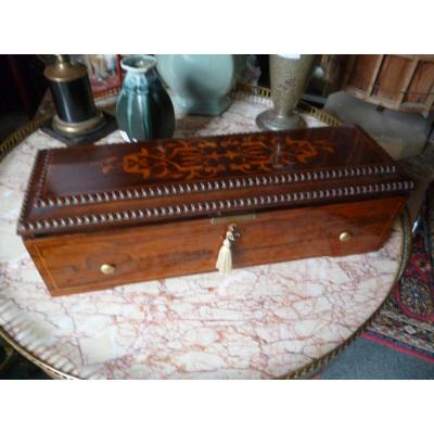 Large Charles X Period Box