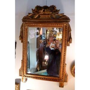 Miroir De Mariage Epoque Louis XVI