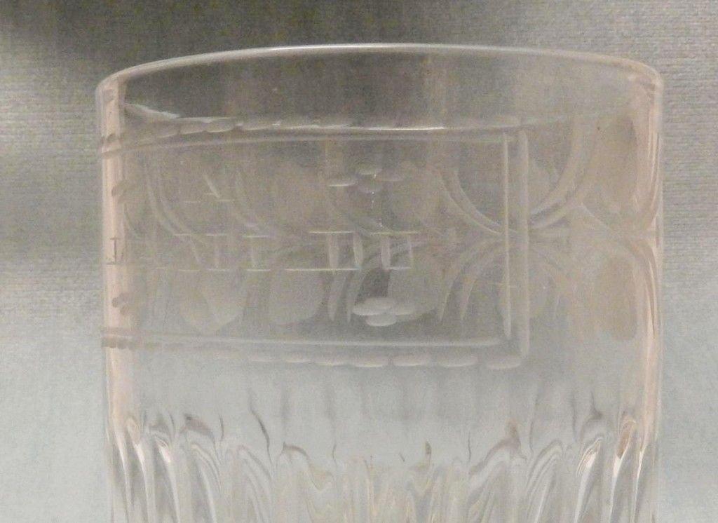 Verre d'Amitié En Cristal-photo-4