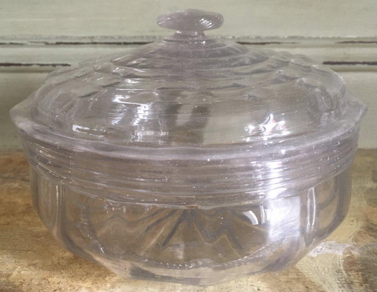 Jam Maker, Fruit Bowl, Venice, Glass, XVIIIth