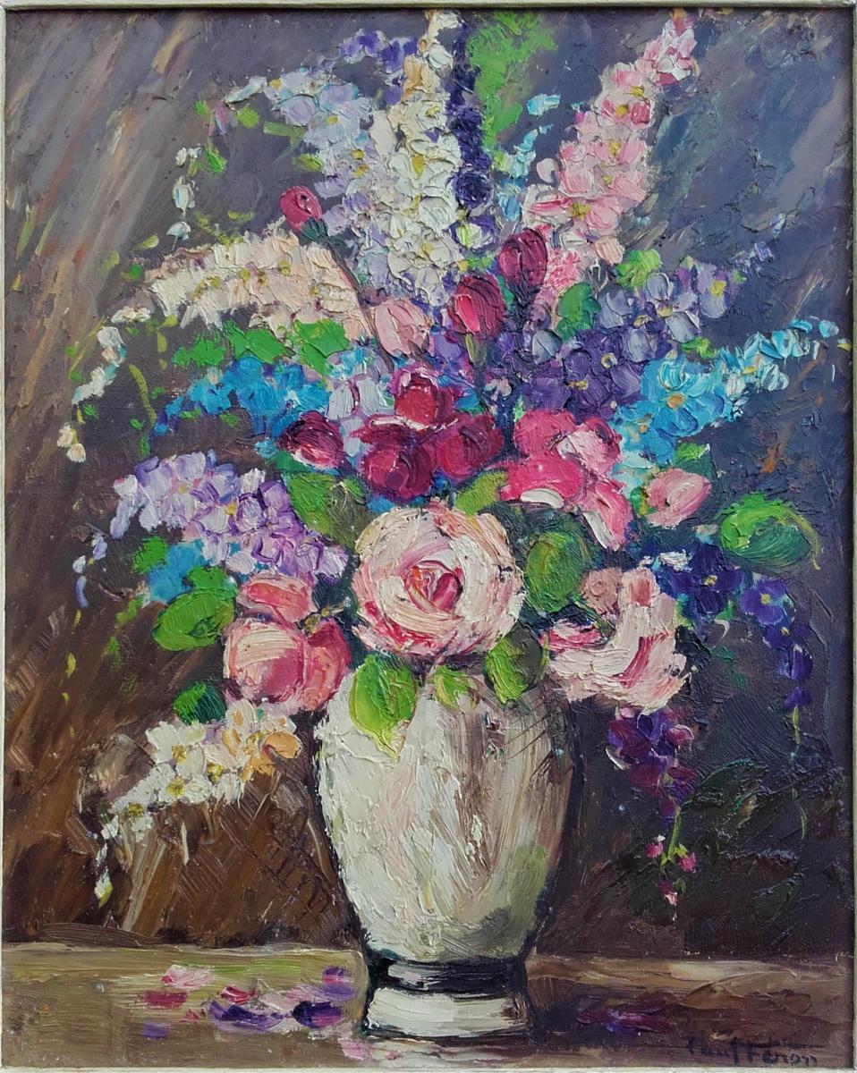 Bouquet Par Paul Féron