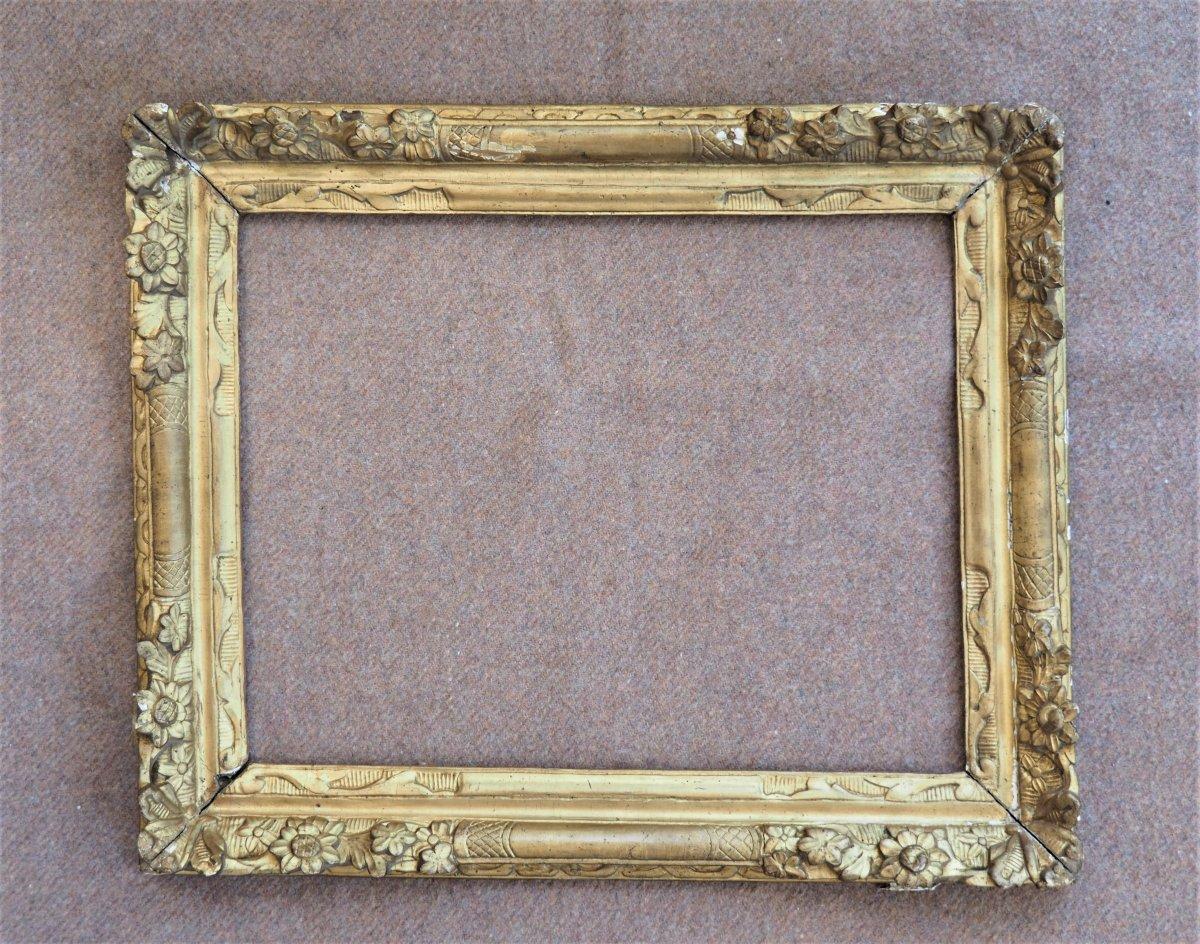 Cadre d'Epoque Louis XIV, Régence