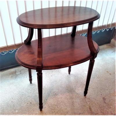 Table In Gradin Louis XVI