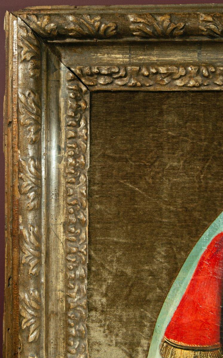 L'adoration des mages , Espagne vers 1520 .-photo-4