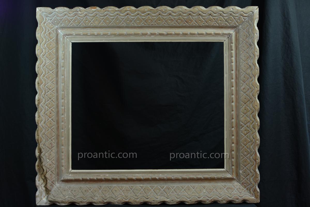 cadre tableau cl s emile bouche bois sculpt montparnasse frame 10 figure cadres anciens. Black Bedroom Furniture Sets. Home Design Ideas
