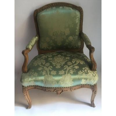 18th Century Flat Back Armchair