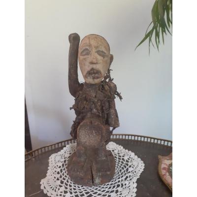 Fétiche Benin Vaudou