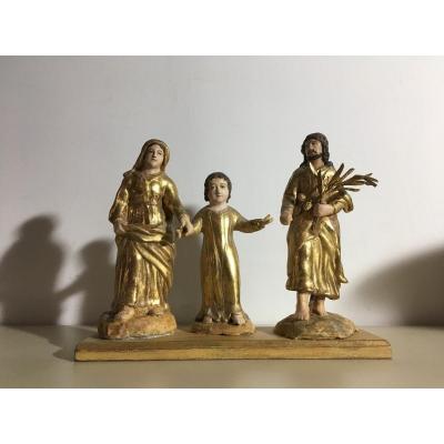 Santibelli, Sainte Famille