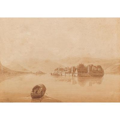 Lavis Lac Majeur Peter Birmann