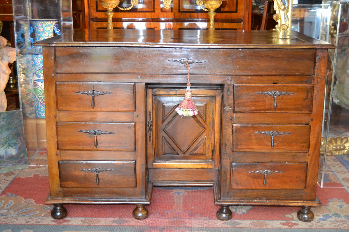 Office Cabinets, Antique Louis XIII, 17 Eme