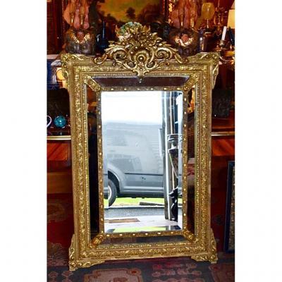 Grand Miroir A Pareclose, XIX Eme