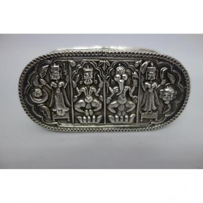 Silver Box, Foreign Work, Nineteenth Century
