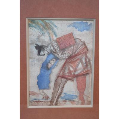 Miguel Conde (1939), Gravure