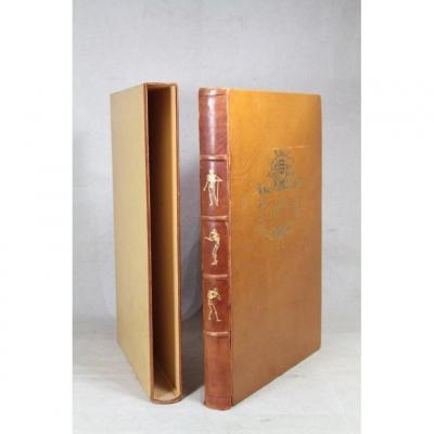 "Andreas Vesalius , ""Imperatoris medici, humani corporis"", Edition limité, 1964"