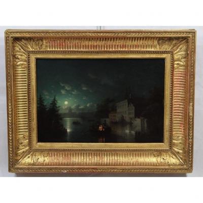 Johan Mengels Culverhouse (1820–1894), Hsp