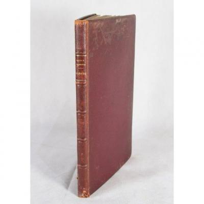 Poems Manuscripts By Arthur Rimbaud, Albert Messein, Paris 1919