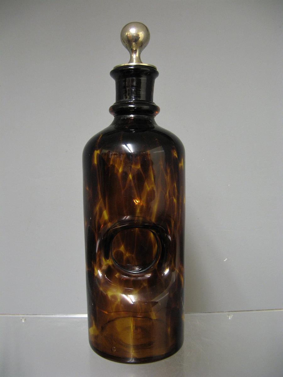 Flacon à Parfum Géant Christian Dior.