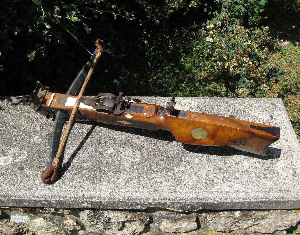 Hunting Crossbow End XVIII.