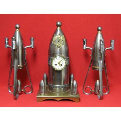 Pendulum Of Arsenal. Trench Crafts.