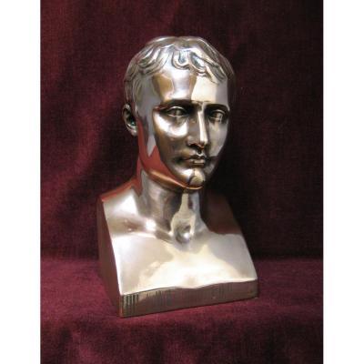 Buste De Napoléon Ier.