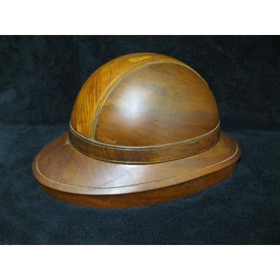 Colonial Hat Mold Around 1900.