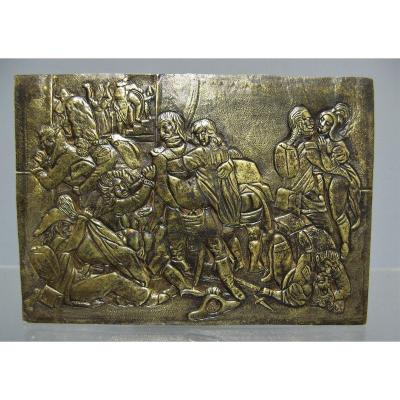 Erotic Plaque To Soldiers Of The Nineteenth Empire.