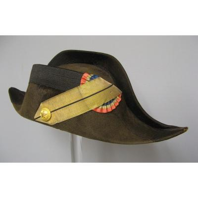 Bicorne From Military Hospitals Of The Nineteenth.