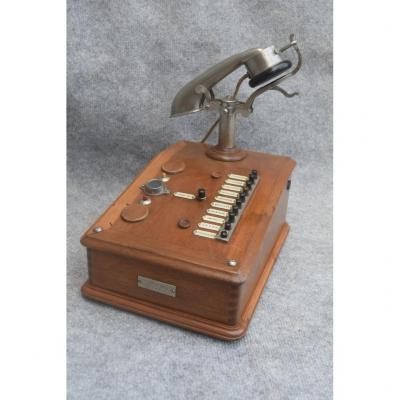 Téléphone Bois, Standard d'Administration d'Unsine