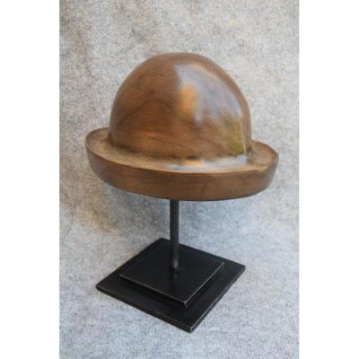 Forme à Chapeau De Modiste, chapelier, art populaire