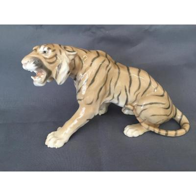 Tigre Porcelaine Copenhague / Tiger Royal Copenhagen