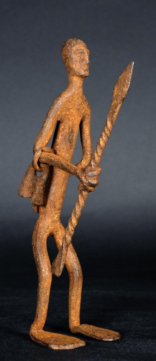 Figurine De Chasseur Dogon