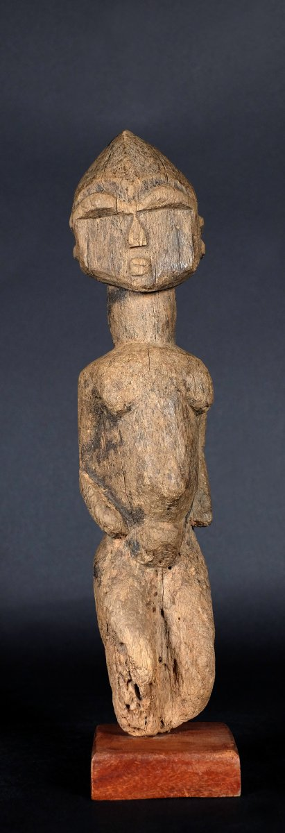 Statue Bateba Des Lobi
