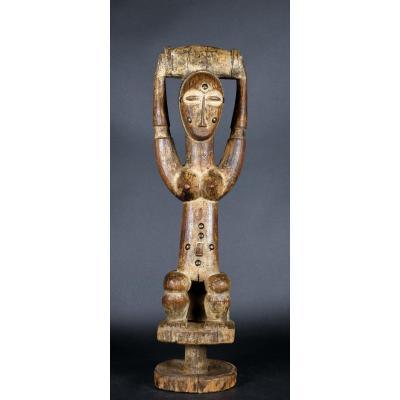 Statue de Reine Attié - Côte d'Ivoire