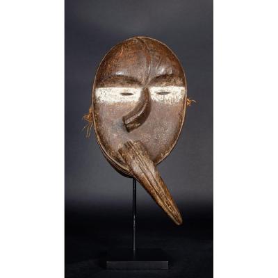Petit masque de maladie DAN - Côte d'Ivoire