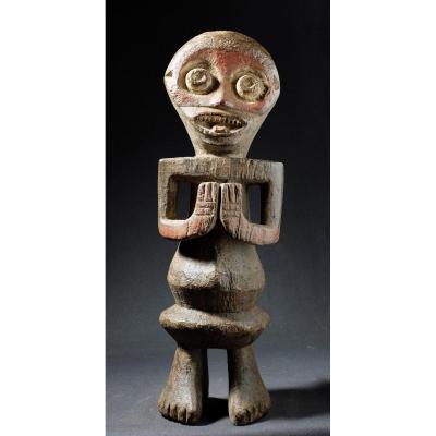 Statue d'Ancêtre Mambila - Nigeria
