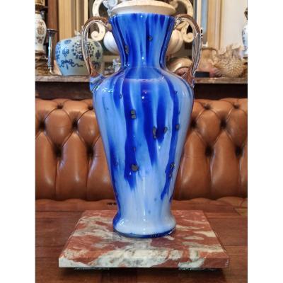 Beautiful Murano Glass Vase Circa 1950