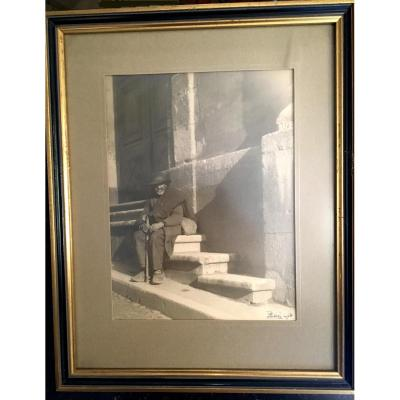 Photographs Of Vienna In Isere In The 30s Signed P.pascal