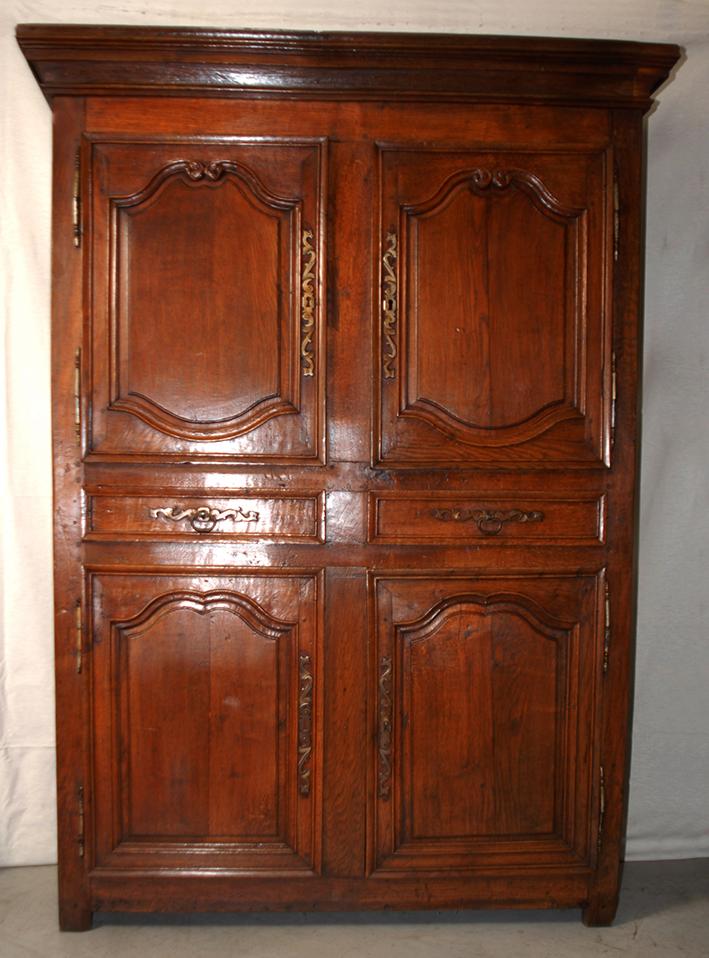 Armoire normande buffet quatre portes ou quatre - Armoire quatre portes ...