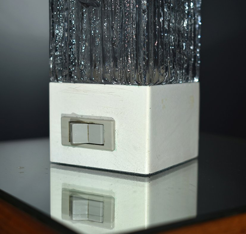 Daum Crystal Lamp, Design 50 - 60-photo-4