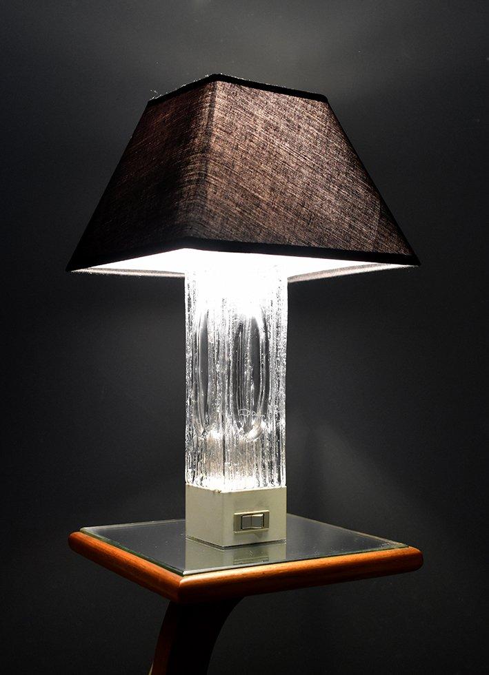 Daum Crystal Lamp, Design 50 - 60