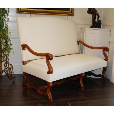 Full Lounge Louis XIV Style Including Sofa And Pair Of ...