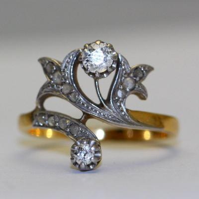 Diamonds Ring 1905- 1910